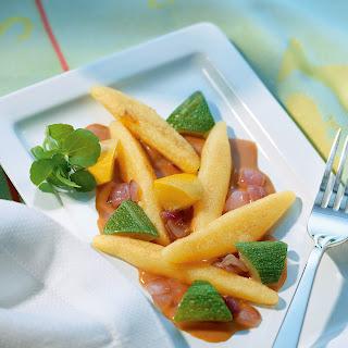 Schupfnudel-Zucchini-Pfanne