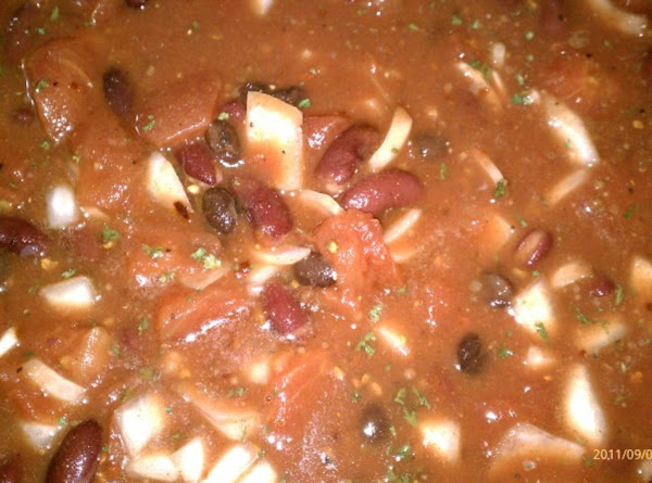 Bren's Vegan Crock Pot Chilli (non-vegan Turkey Chilli And Stove Top Versions As Well) Recipe