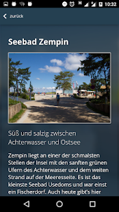 Insel Usedom- screenshot thumbnail