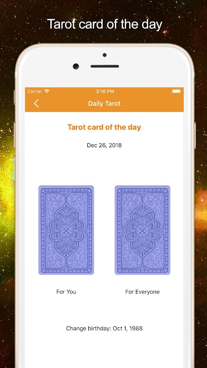 Daily Horoscopes free Tarot Card Reading – (Android Apps) — AppAgg
