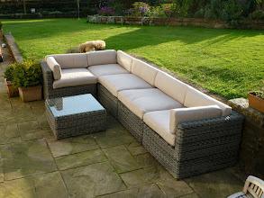 Photo: Rattan & Wicker Furniture http://www.outsideedgegardenfurniture.co.uk/Rattan-Garden-Furniture/index.html