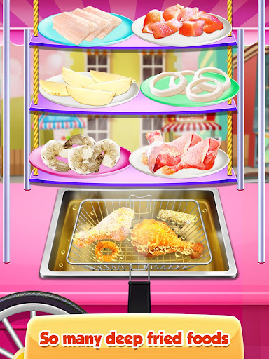 Carnival Street Food Chef  screenshots 1