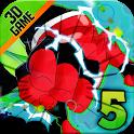 Earth Protector: Rescue Mission 5 icon