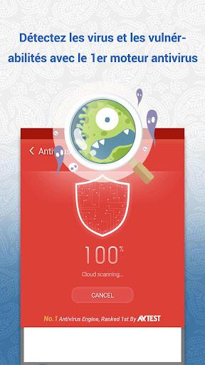 Clean Master (Boost Antivirus) screenshot 3