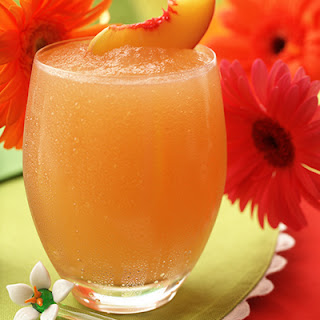 Champagne Fruit Bellini Recipes.
