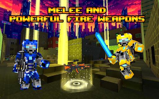 Rescue Robots Sniper Survival screenshots 20