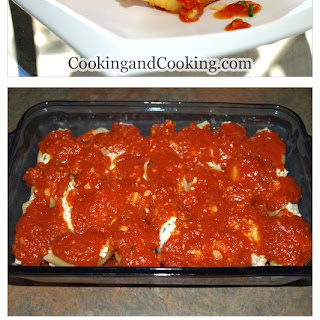 Ricotta Stuffed Shells Recipes