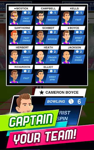 Stick Cricket Super League 1.2.1 screenshots 10