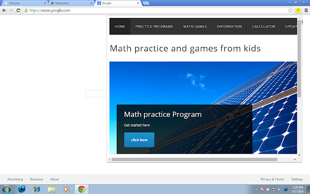 Math Practice and Games from kid