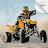 ATV XTrem / Quad Icône