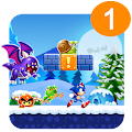 Super Sonic - Snow Adventure APK