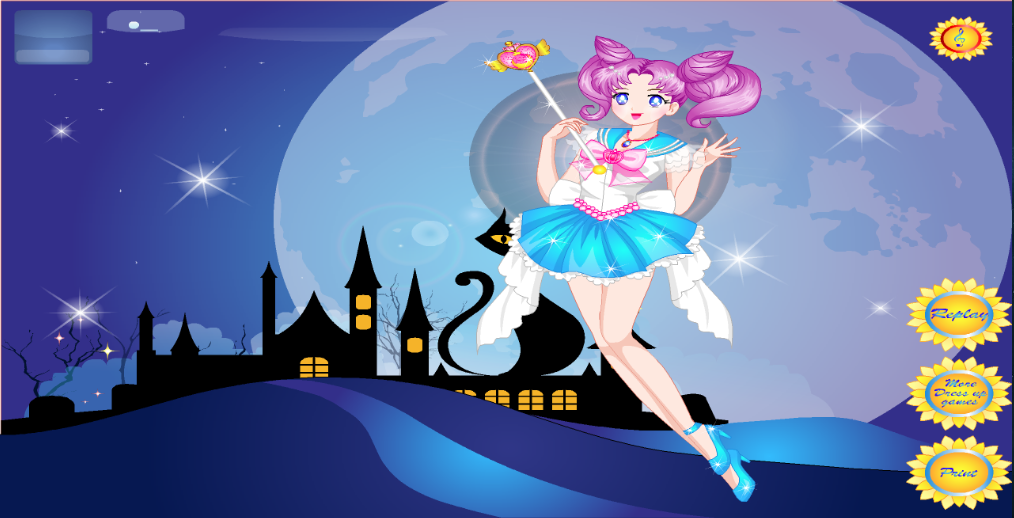 Dress up Princess & Makeover- screenshot