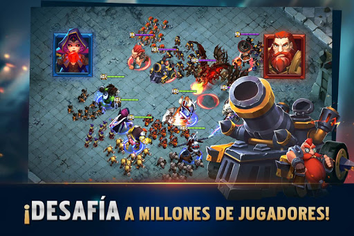 Clash of Lords 2: Español screenshot 4