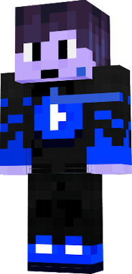 Blue guy