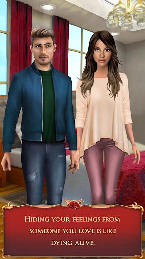 Magic Red Rose Story -  Love Romance Games  screenshots 8