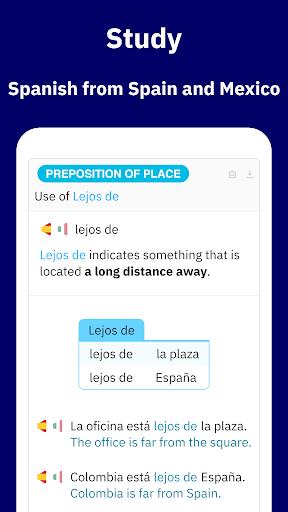 Learn Spanish - Español screenshot 1