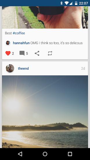 Imagine for Instagram- screenshot thumbnail