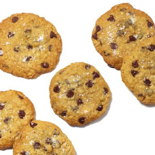 David Bromstad's Chocolate Chip-Sea Salt Cookies
