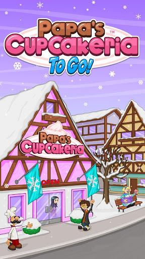 PC u7528 Papa's Cupcakeria To Go! 1