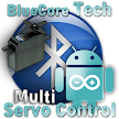 Arduino Multi Servo control APK