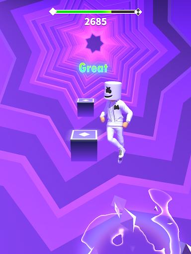 Marshmello Music Dance 1.3.2 screenshots 8