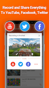 Screen Recorder, Video Recorder, V Recorder Lite App Download For Android 5