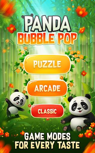 Panda Bubble Pop 1.0.15 screenshots 2