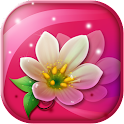 Flowers Live Wallpaper App icon