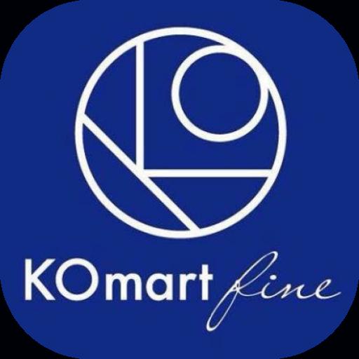 购物のKOマート fine LOGO-記事Game