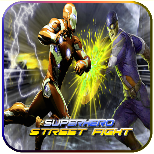 Mortal Spider Hero - Street Fight