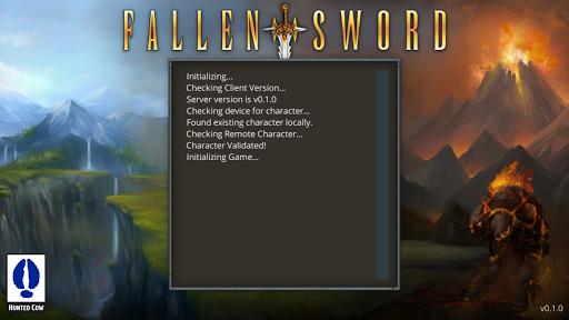 Fallen Sword  captures d'écran 1