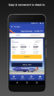 View your mobile boarding pass in a new browser window on your device when checking in via the Southwest mobile site or app. Email Have a mobile-optimized email containing your boarding pass sent to your inbox. If your email is synced with your phone you'll be able to view your mobile boarding pass right on your device.