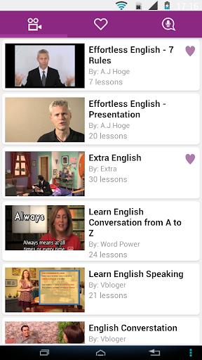 英語会話コース