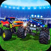 Game Monster Truck Demolition War apk for kindle fire