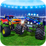 Monster Truck Demolition War Icon