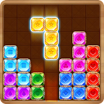 Classic Puzzle Block Frenzy Icon
