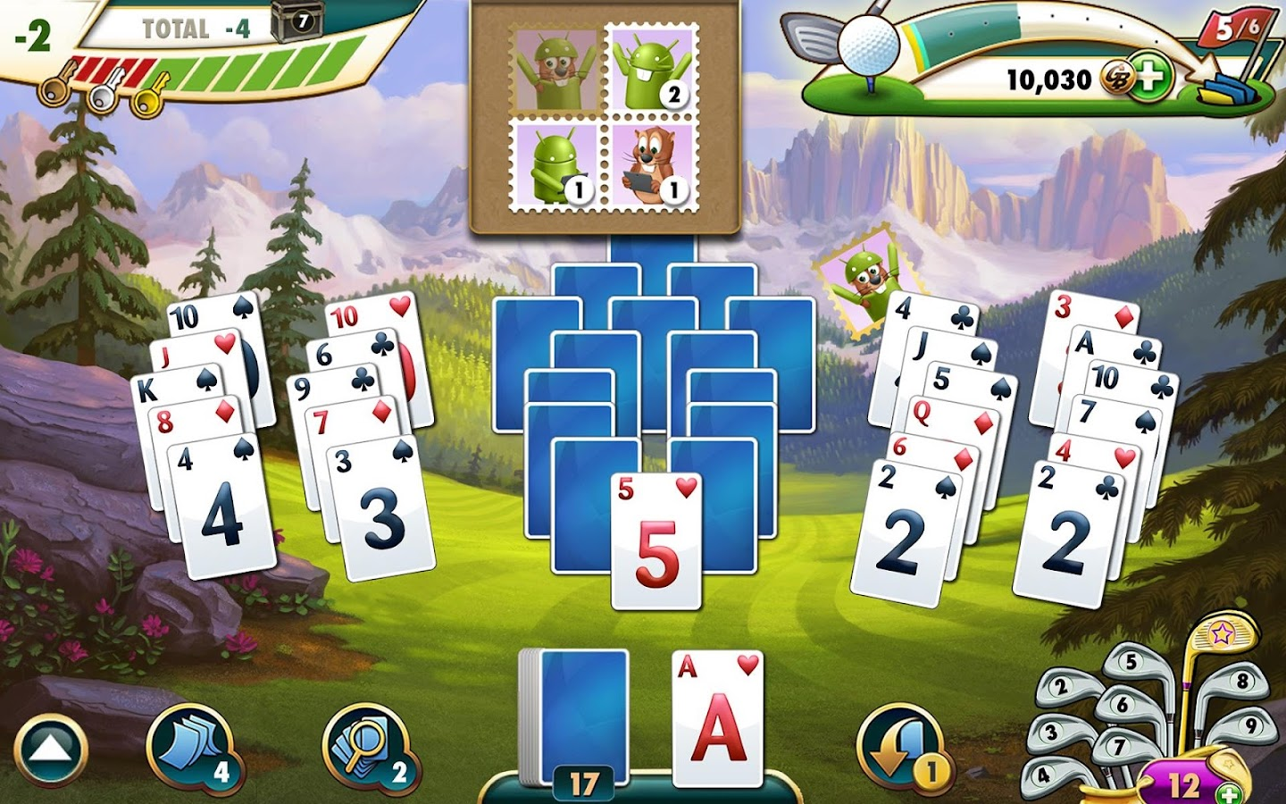 Fairway solitaire android apps on google play for Big fish games android
