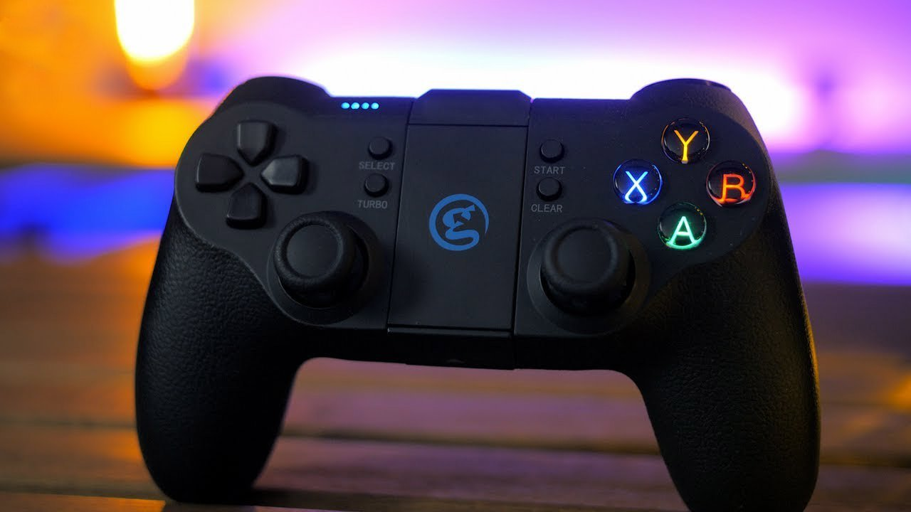 Tay cầm chơi game GameSir G3w có thiết kế lạ mắt