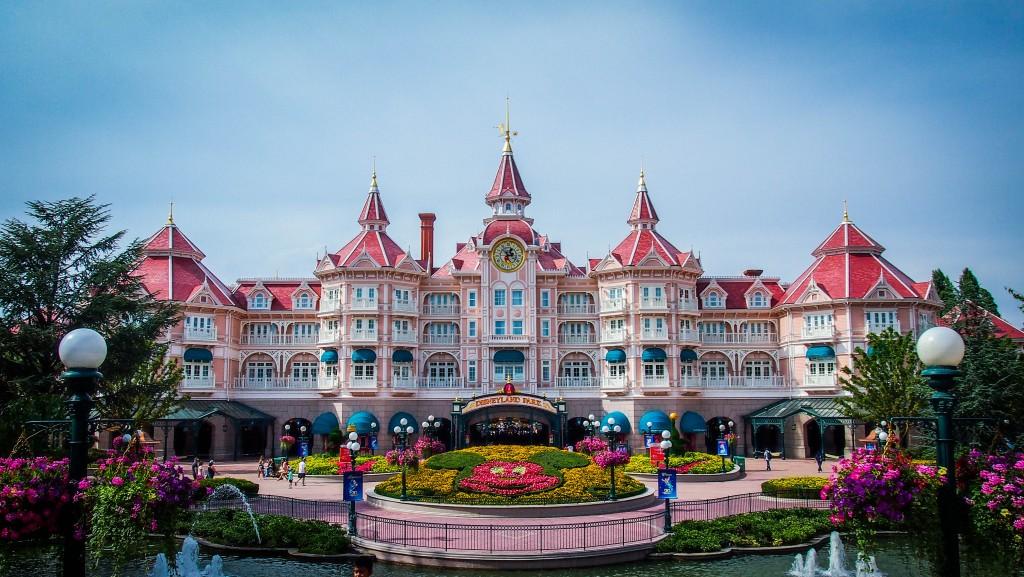 Disneyland Resort Paris, Francja