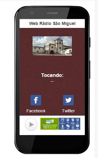 Web Rádio São Miguel