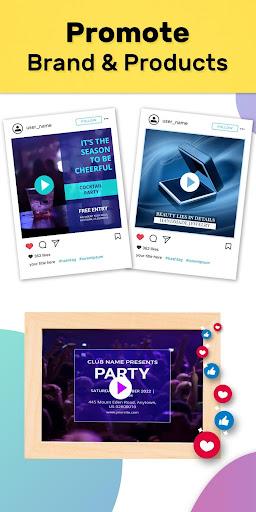 Video Story Maker, Post Maker, Social Video Maker 28.0 screenshots 7
