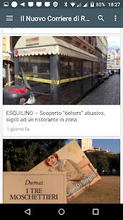 Lazio notizie gratis - náhled
