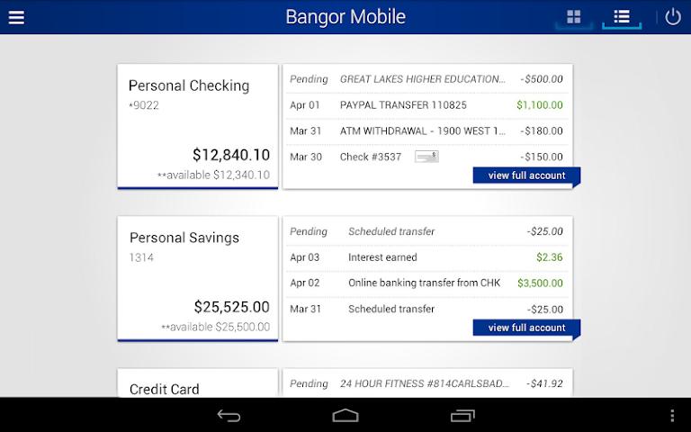 android Bangor Mobile Screenshot 10