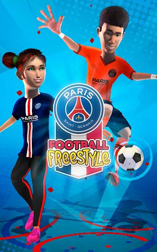 PSG Football Freestyle 0.6.17.33 screenshots 10