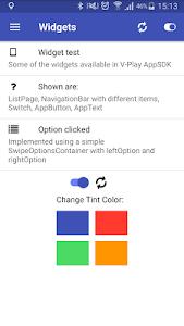 Qt 5 Showcases by V-Play Apps screenshot 7