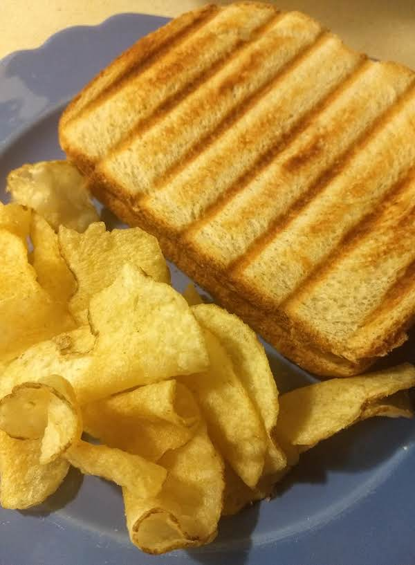 Grilled Cheese With Caramelized Onion Jam