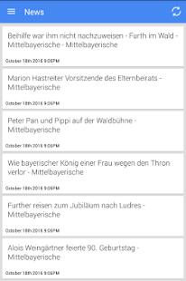 Nachrichten aus Fürth - náhled