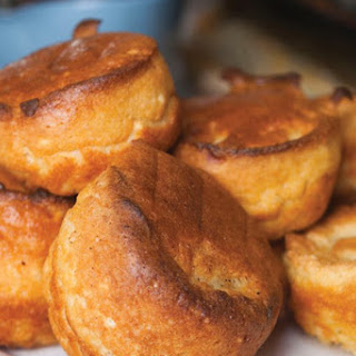 Egg and Dairy-Free Yorkshire Puddings Recipe