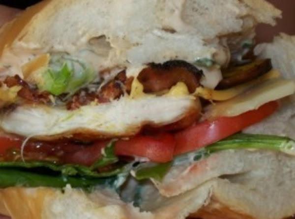 My Signature Grilled Chicken Sandwich Recipe
