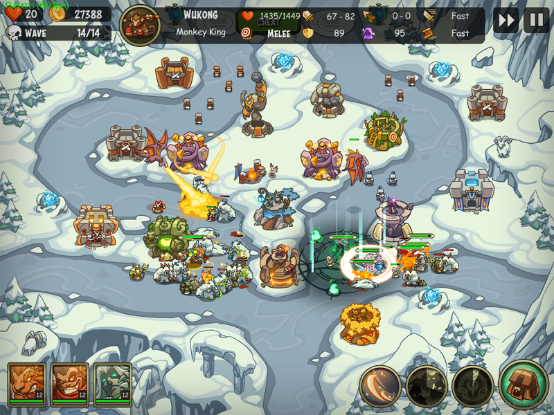 Empire Warriors TD Premium Screenshot 7